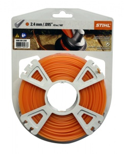 STIHL Round Mowing Line (2.4 mm x 43 m)