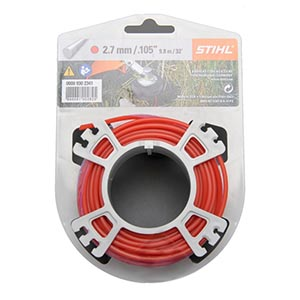 STIHL Round Mowing Line (2.7 mm x 9.8 m)