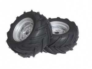 COUNTAX Chevron Tyres (18 inch)
