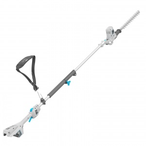 SWIFT EB918D2 Cordless Long Reach Hedge Trimmer