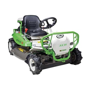 ETESIA ATTILA AK98 Ride-on Brushcutter