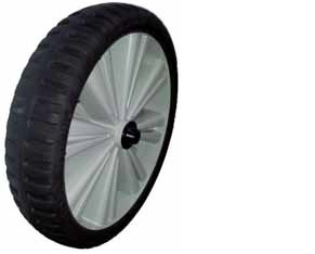BELLE FORT Flex Wheel for Wheelbarrows