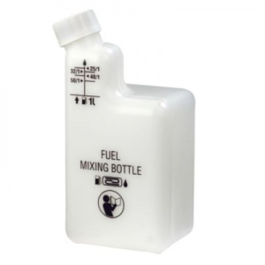Two Stroke Fuel Mixing Bottle - 1 litre