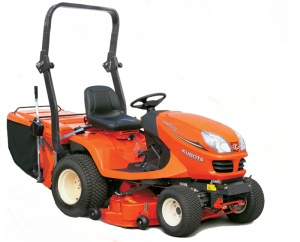 KUBOTA GR2120 Ride On Mower