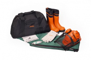 STIHL PPE Kit with Chainsaw Boots
