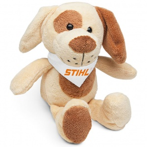 STIHL Children's Soft Toy Dog
