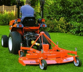 WESSEX CM150 Country FM Finishing Mower