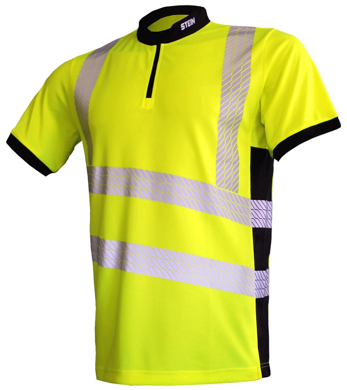 STEIN Hi-Viz T-shirt Yellow - Size Large