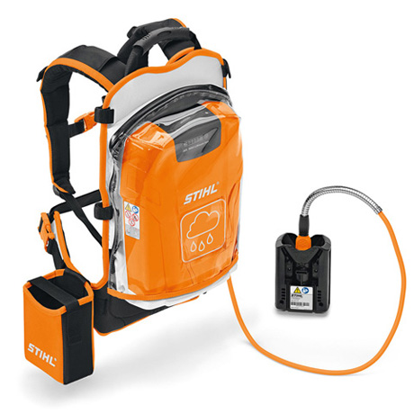stihl ar 3000 backpack lithium ion battery ron smith co. Black Bedroom Furniture Sets. Home Design Ideas