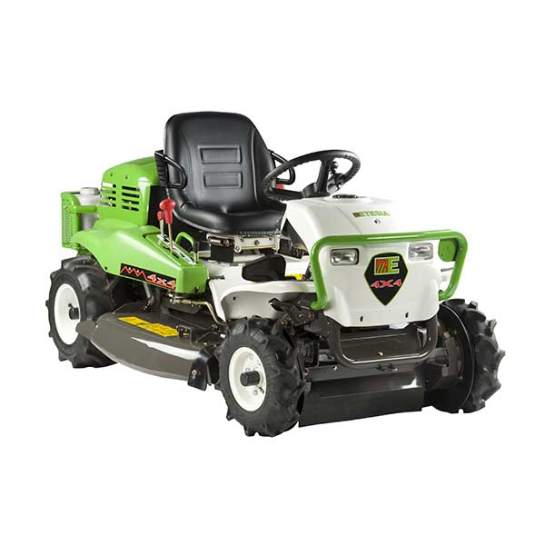 ETESIA ATTILA AK98X Ride-on Brushcutter