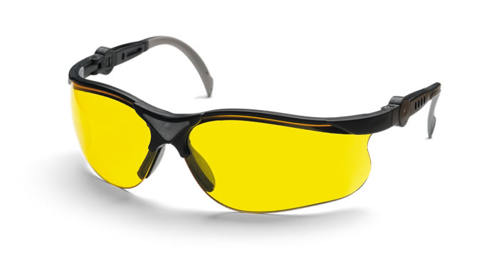 HUSQVARNA YELLOW X Protective Glasses