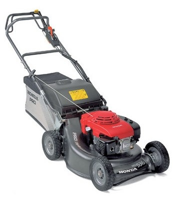 honda hrh536hx professional lawnmower with 21inch cutting. Black Bedroom Furniture Sets. Home Design Ideas