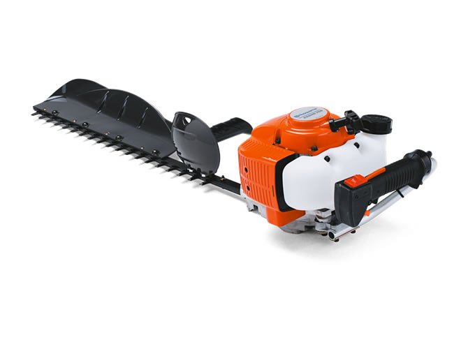 how to use a hedge trimmer video