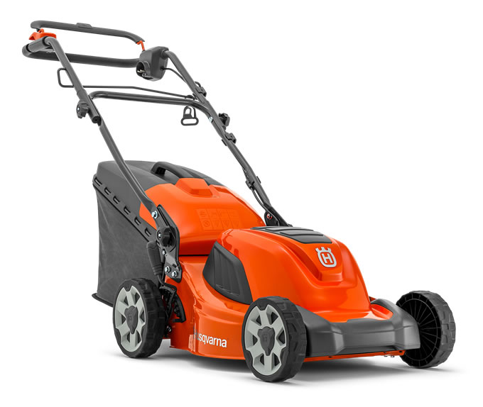 HUSQVARNA LC 141C Electric Lawn Mower