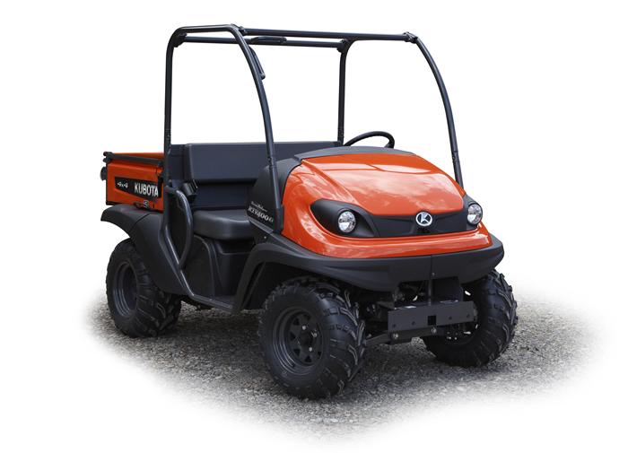 Kubota Rtv900 Utility Vehicle : Kubota rtv ci utility vehicle orange ron smith co