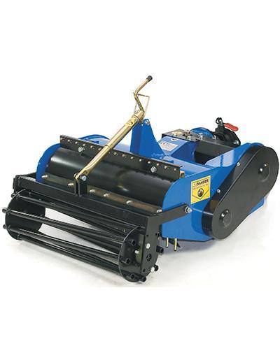 Two Wheel Tractor Attachments : Bcs stone burier attachment ron smith co