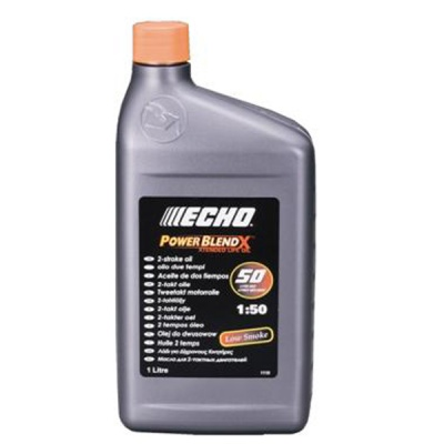 ECHO POWER BLEND X 2-stroke oil 1 litre