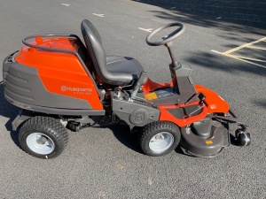 Used HUSQVARNA Rider R418TS AWD Ride on mower