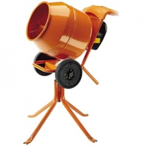 BELLE 150 MINI ELECTRIC 230 V Concrete Mixer