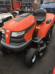Used HUSQVARNA CTH150 Ride on mower