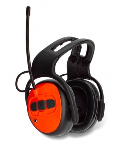HUSQVARNA Hearing Protection (with MP3 Input/Radio)
