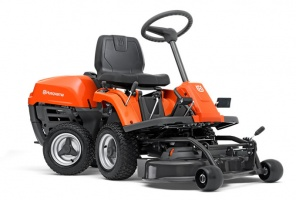 HUSQVARNA R 112C Ride-On Lawn Mower