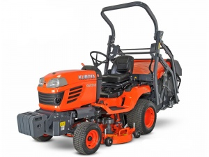 KUBOTA G23-II Ride On Mower (High Dump)