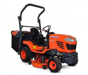 KUBOTA G23-II Ride On Mower (Low Dump)