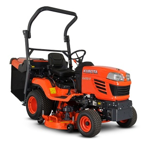 KUBOTA G26-II Ride On Mower (High Dump)