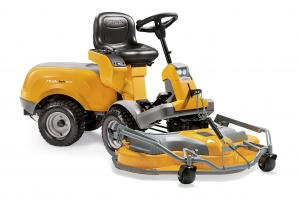 STIGA PARK 520 DP Ride-On Mower