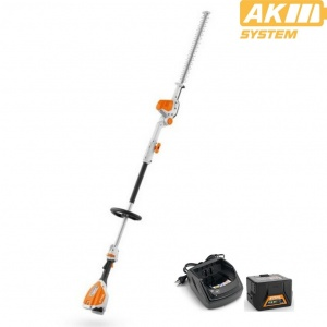 STIHL HLA 56 Cordless Long-reach Hedge Trimmer Kit