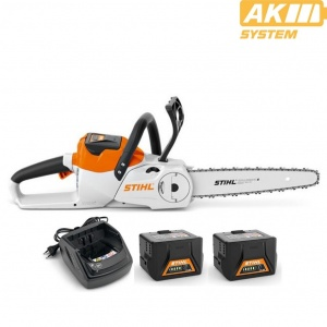 STIHL MSA 120 C-B Cordless Chainsaw Promo Kit