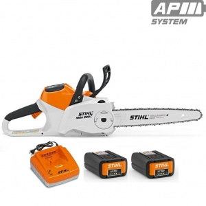 STIHL MSA 200 C-B Cordless Chainsaw Promo Kit