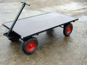 SCH Four Wheel Trolley FBT3