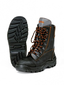 STIHL DYNAMIC RANGER Leather Chainsaw Boots