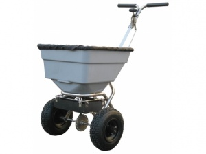 HANDY THSS100 Push Salt Spreader (45.3 kg)