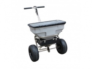 TONDU TPSS125 Walk Behind Salt Spreader