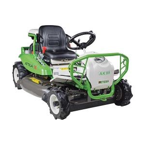 ETESIA ATTILA AK95 Ride-on Brushcutter