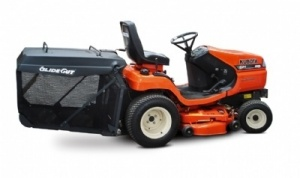 KUBOTA G21E Ride On Mower (Low Dump)