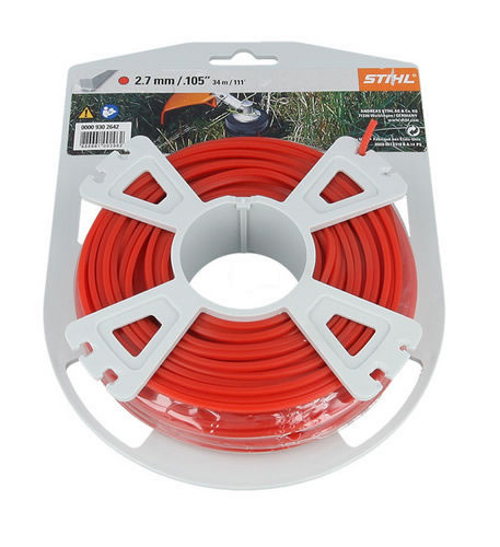 STIHL Square Mowing Line (2.7 mm x 68.0 m)