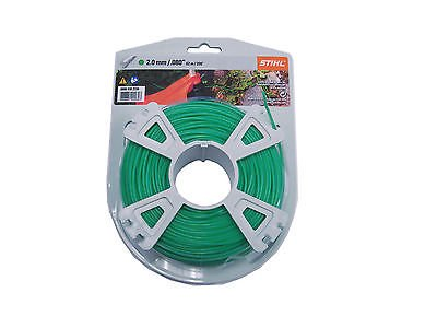 STIHL Round Mowing Line (2.0 mm x 123 m)