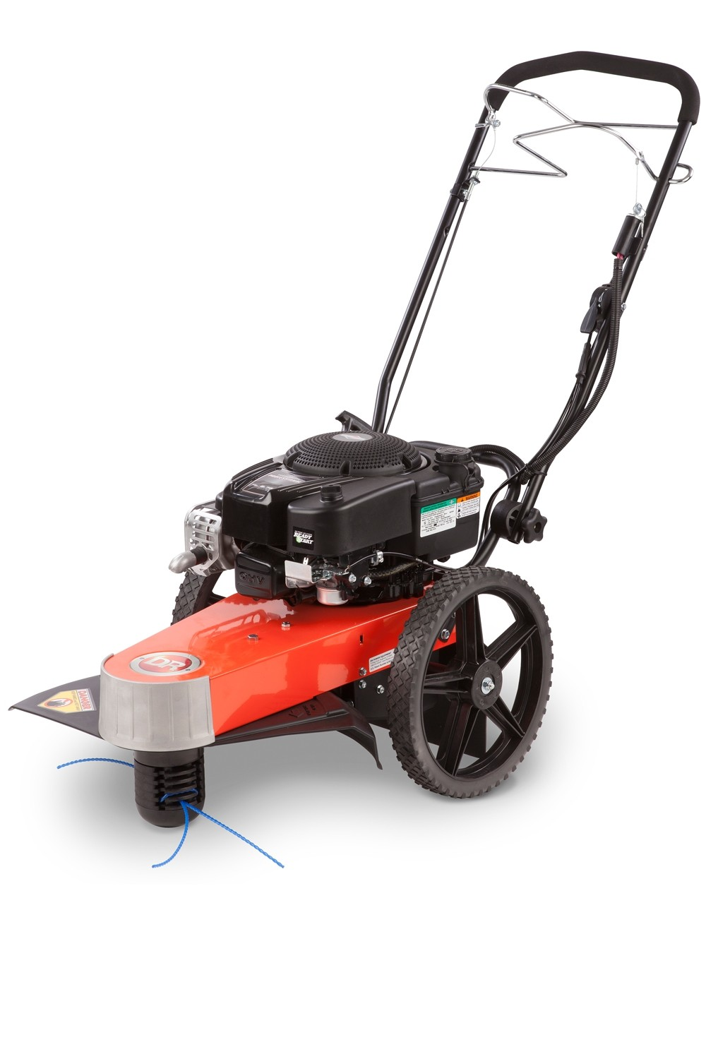 DR 8.75 SP PRO-XL Trimmer Mower