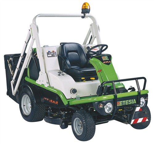 ETESIA 124DX Hydro Ride-on Mower