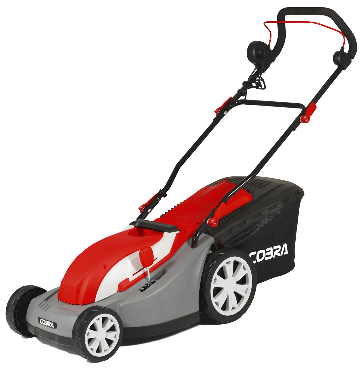 COBRA GTRM34 Electric Lawn Mower
