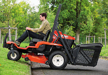 Kubota GZD21 Ride on