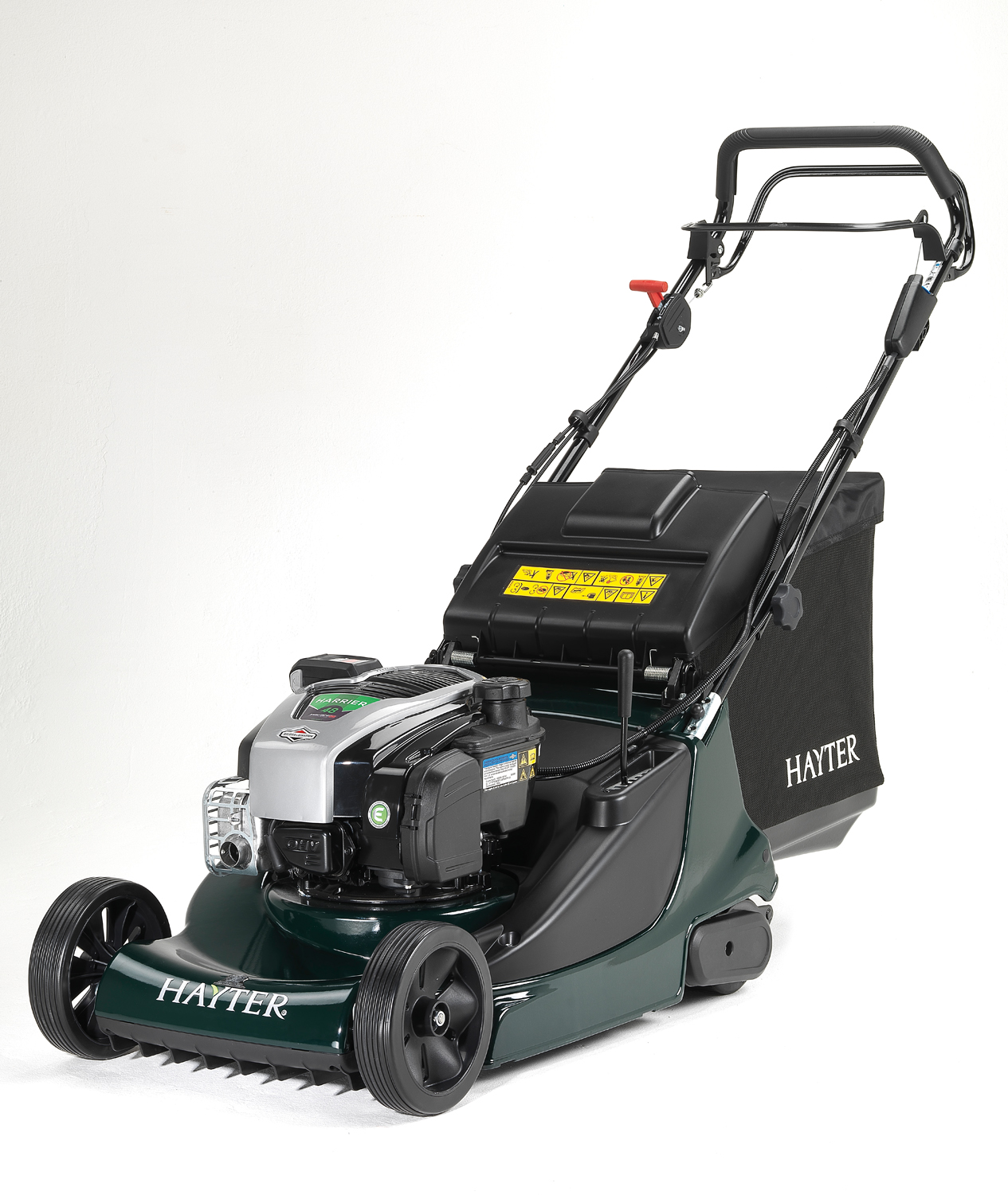 HAYTER Harrier 48 Petrol Lawnmower (Model 476A)