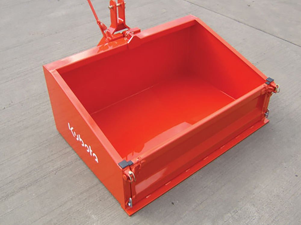 KUBOTA TB214 Tipping Transport Box