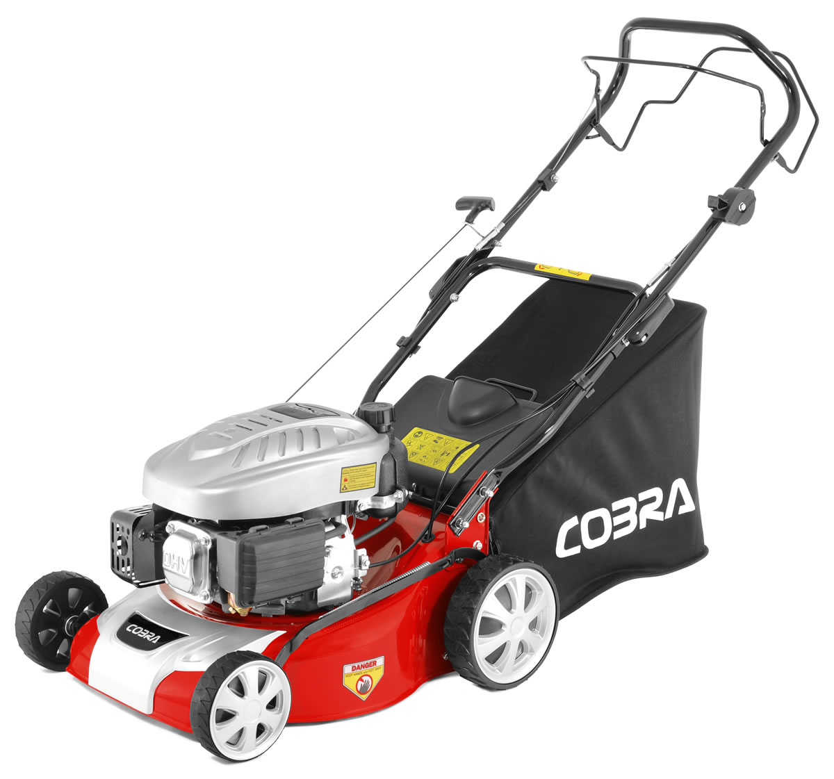 COBRA petrol lawnmower M40SPC