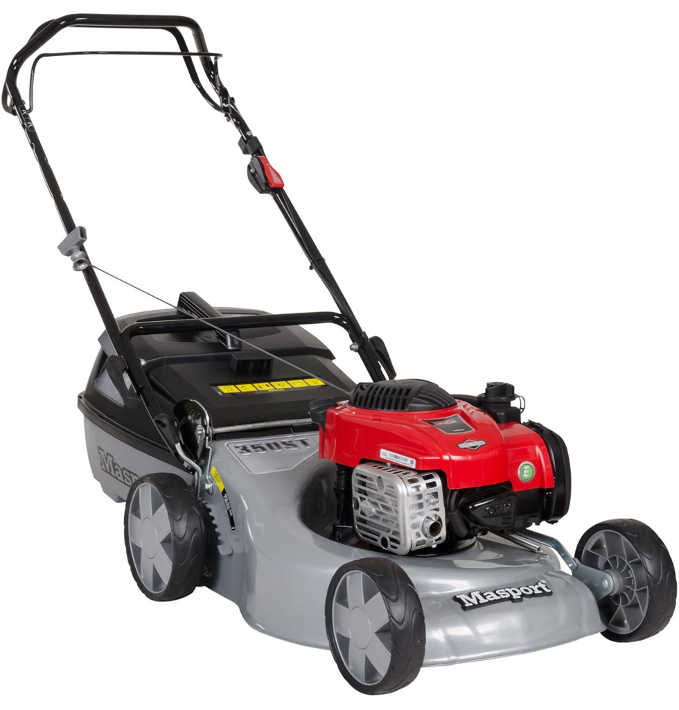 MASPORT Petrol Lawnmowers 350 ST SP Combination