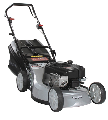 MASPORT Petrol Lawnmower WIDECUT 800 AL SP COMBI